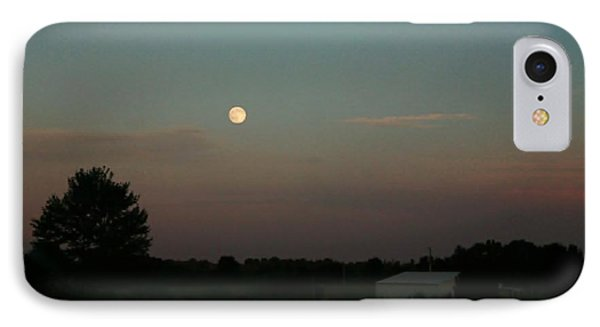 IPhone Case featuring the photograph Moon Glow by Ellen O'Reilly