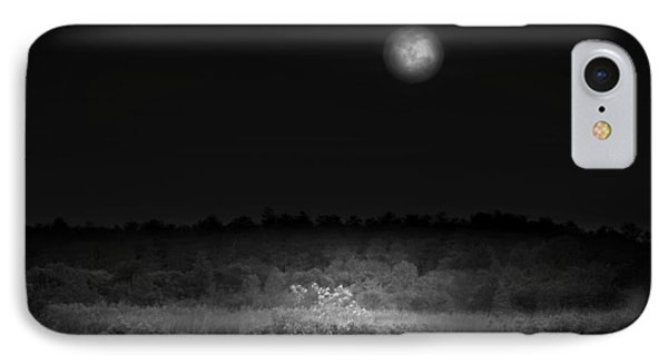 Moon Glow IPhone Case by Mark Andrew Thomas