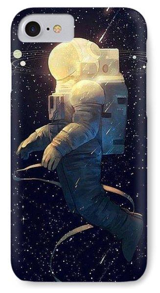 Moon Guy IPhone Case