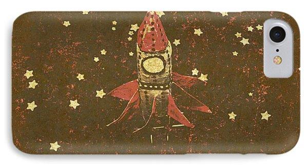 Moon Landings And Childhood Memories IPhone Case
