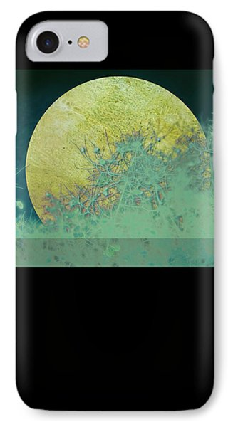 Moon Magic IPhone Case