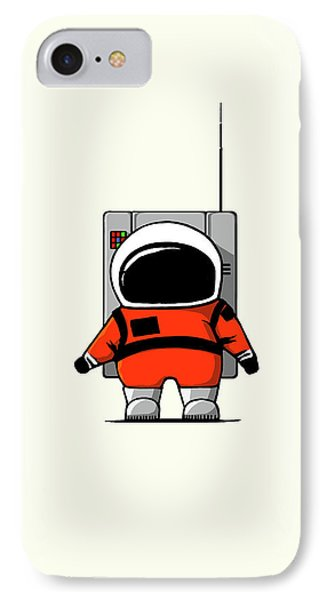 Moon Man IPhone 7 Case