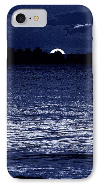Moon Shine IPhone Case