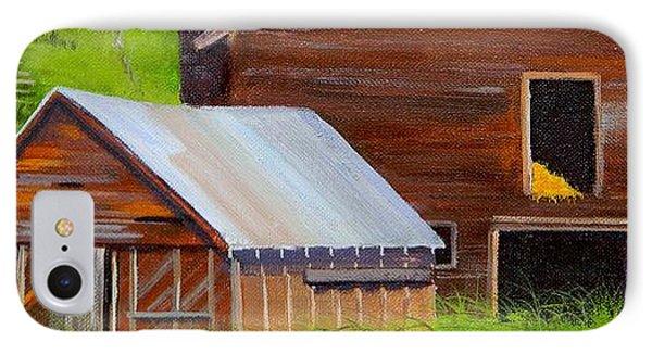 Mooney's Barn IPhone Case