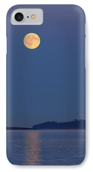 Moonlight - 365-224 IPhone Case by Inge Riis McDonald