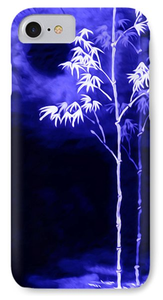 Moonlight Bamboo IPhone Case by Lanjee Chee