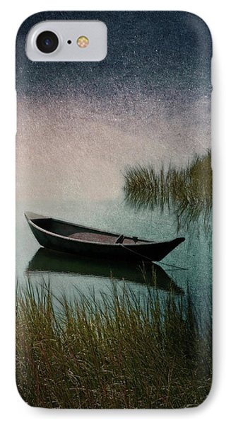 Moonlight Paddle IPhone Case by Brooke T Ryan