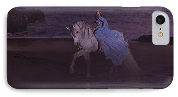 Moonlight Paradise IPhone Case