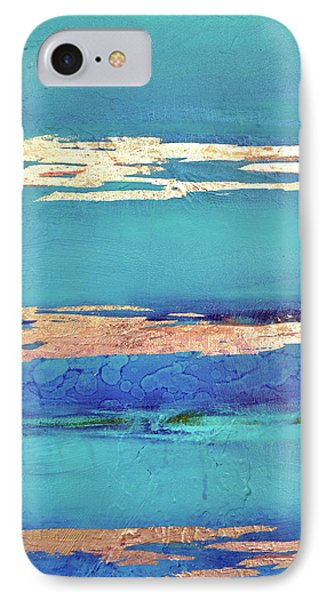 Moonlight Sea Phone Case by Filomena Booth