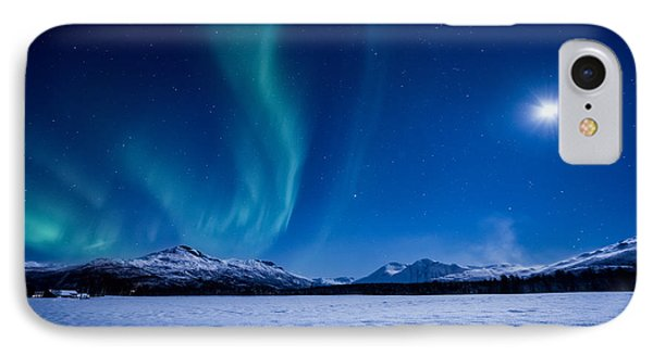 Moonlight Sonata IPhone Case