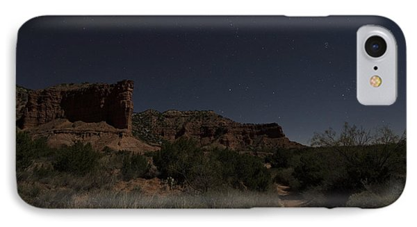IPhone Case featuring the photograph Moonlit Path by Melany Sarafis