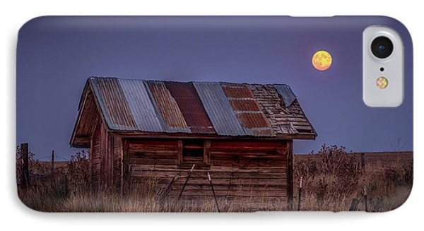 Moonlit Shed IPhone Case