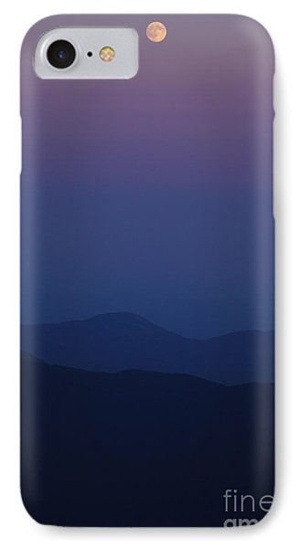 Moonrise - Mount Washington New Hampshire  Phone Case by Erin Paul Donovan
