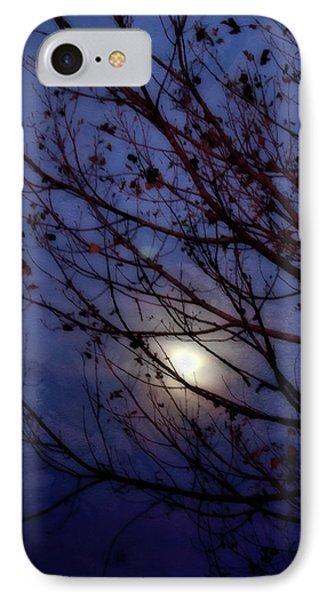 IPhone Case featuring the photograph Moonrise by Ellen Heaverlo