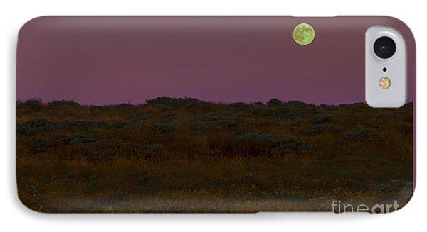 Moonrise In Bodega Bay IPhone Case