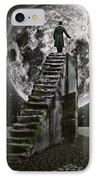 Moonrise IPhone Case by Mihaela Pater