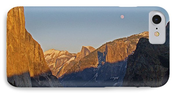 Moonrise IPhone Case by Walter Fahmy