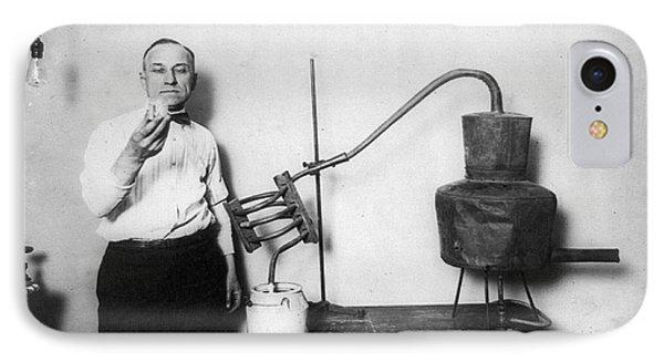Moonshine Distillery, 1920s IPhone 7 Case