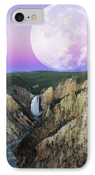 My Purple Dream IPhone Case by Edgars Erglis