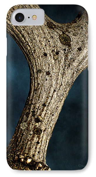 Moose Horn Curves IPhone Case