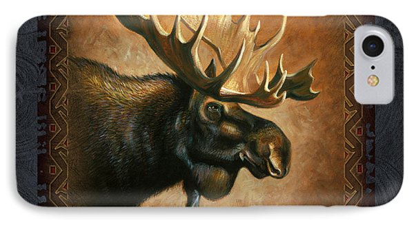 Moose Lodge IPhone Case