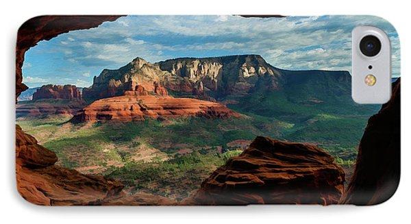 Moose Ridge 06-056 IPhone Case by Scott McAllister