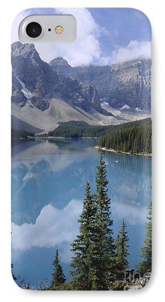 Moraine Lake Canada IPhone Case