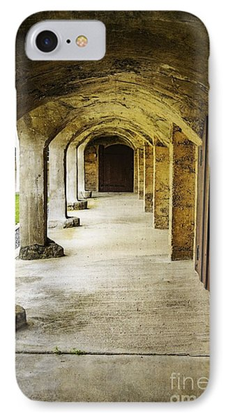 Moravian Pottery And Tile Works IPhone Case by Debra Fedchin