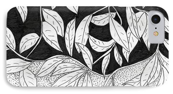 More Leaves IPhone Case by Lou Belcher