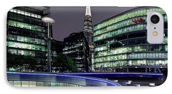 More London Riverside IPhone Case by Jasna Buncic