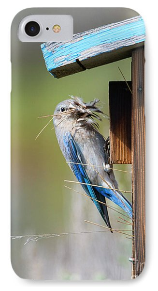 IPhone Case featuring the photograph More Than Mouthful by Mike Dawson