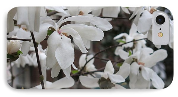 IPhone Case featuring the photograph More White Blossoms by Rod Ismay