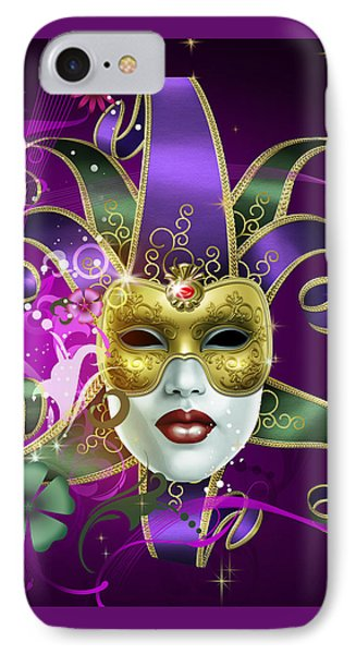 Moreno Incognito IPhone Case