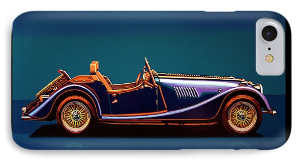 Morgan Roadster 2004 Painting IPhone Case