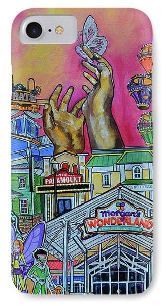 Morgans Wonderland IPhone Case by Patti Schermerhorn