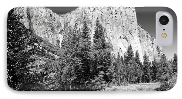 IPhone Case featuring the photograph Morning At El Capitan by Sandra Bronstein