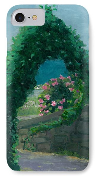 Morning At Harkness Park Phone Case by Paula Emery