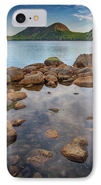 Morning At Jordan Pond IPhone Case by Rick Berk