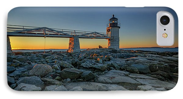 Morning At Marshall Point IPhone Case