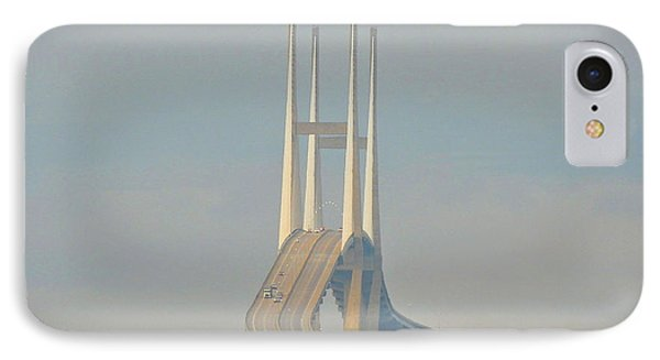 Morning Commute IPhone Case by Laura Ragland
