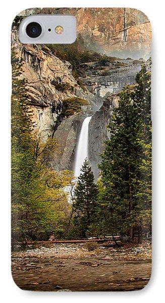 Yosemite National Park iPhone 7 Case - Morning Delight by Az Jackson