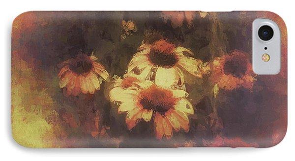 Morning Fire - Fierce Flower Beauty IPhone Case