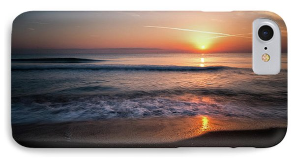 Morning Fire IPhone Case by Giuseppe Torre