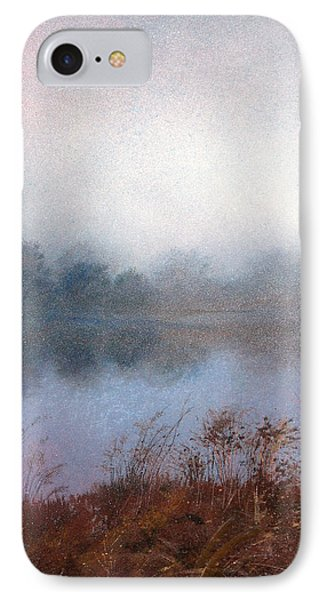Morning Fog IPhone Case by Andrew King