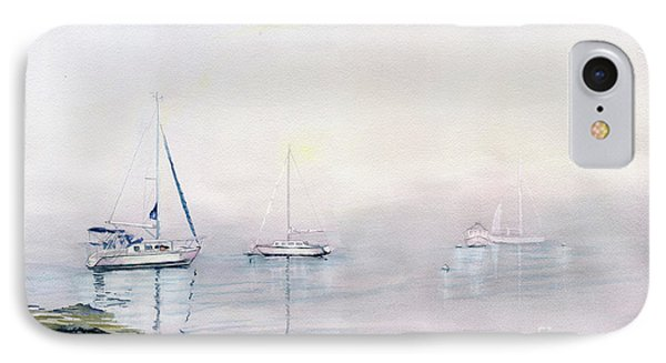 Morning Fog  IPhone Case by Melly Terpening