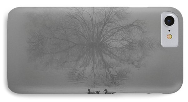 Morning Fog IPhone Case by Jill Smith