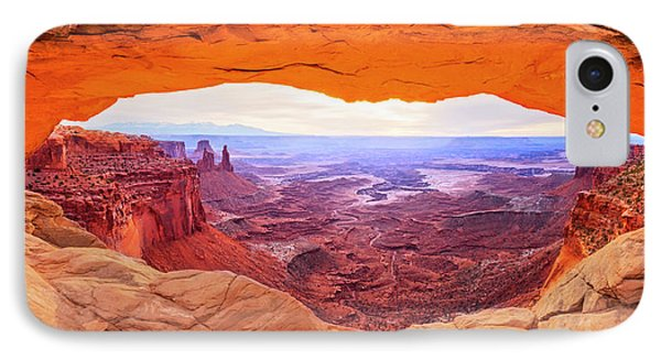 IPhone Case featuring the photograph Morning Glow by Brad Scott