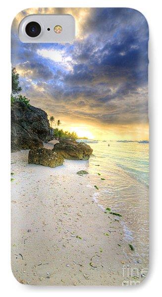 Morning Glow IPhone Case by Yhun Suarez