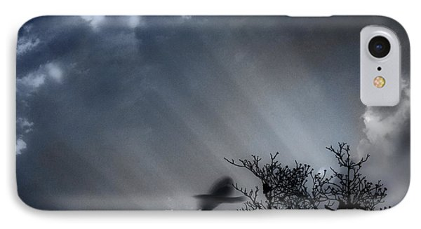 IPhone Case featuring the photograph Morning  by Gray  Artus
