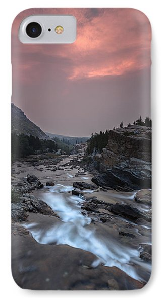Morning Has Broken IPhone Case by Mike Lang